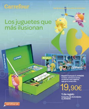 Juguetes Carrefour