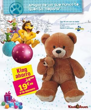 Catálogo juguetes King Jouet