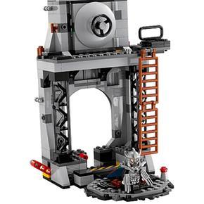 79117 De La Guarida Lego Tortugas Invasión A Ninja Las 45RjAL