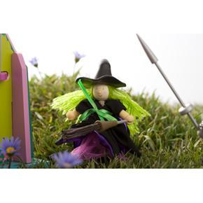 nbsp;muñeco Witchspannbsp; Brujaspan Madera Budkins The Gwen lT31cuFKJ