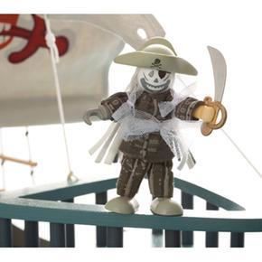 Phantom Ghost Fantasmaspan nbsp;muñeco Piratespannbsp; Budkins The Madera EWDH29I