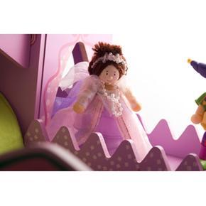 Budkins nbsp;muñeco Reinaspan Madera Queen Alicespannbsp; 4ALRj5