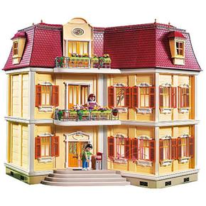 gran casa de mu ecas playmobil