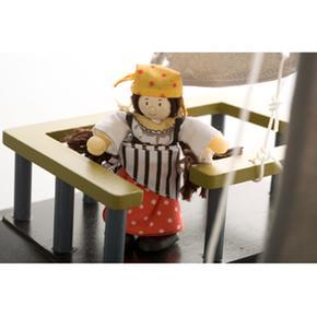 Budkins Pirate Pirata Jessica Madera Girlspannbsp; nbsp;muñeco Chicaspan 5R4Aj3L