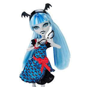 Fusion High Freaky Ghoulia Muñeca Monster Yelps WD9IYH2E