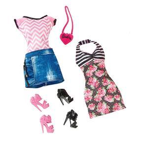 Con Y Conjunto Vestidos Barbie Accesorios UpqzSMVG