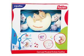 Nenittos Carrusel Musical Dulces Sueños