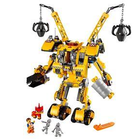 70814 Constructor Lego Emmet El Mecánico De La Película MSVpqUz