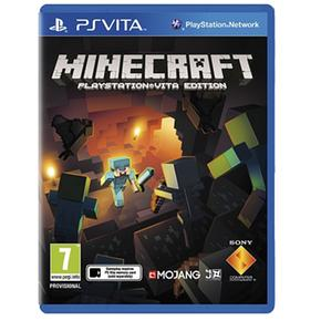 Ps Vita – Minecraft