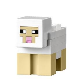 21114 Lego Lego Granja La Minecraft LzGjqMpSUV