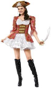 Disfraz Adulto Princesa Pirata