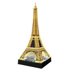 Edition Night Ravensburger Puzzle Tour Eiffel 3d 0wPknO