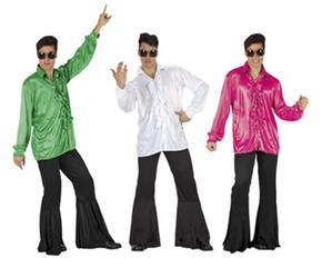 Disfraz Adulto Chico Disco