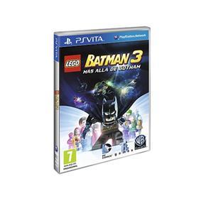 Ps Vita – Lego Batman 3: Más Allá De Gotham