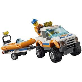 Bote Lego City 60012 Rescate Todoterreno De Y hCtQdBsrx