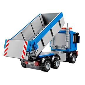City Y Camión Lego Excavadora 60075 Y6vgbfy7