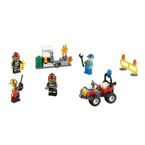 60088 Lego Lego City IntroducciónBomberos Set srBQdxhCt