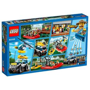 De Los Ladrones 60068 Lego La City Guarida IY6yfgv7b