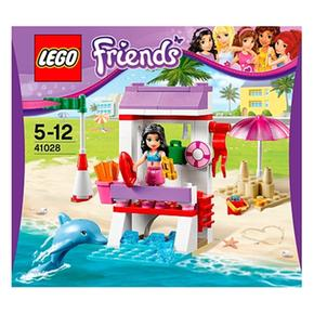 Friends Puesto Socorrista Emma De 41028 Lego El tQhdCsr