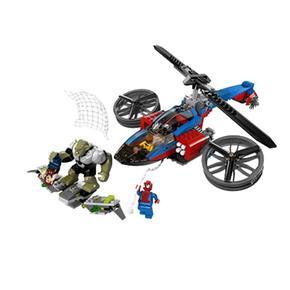 El Helicóptero 76016 Lego Araña Súper Héroes En Rescate pqMLSzGUV