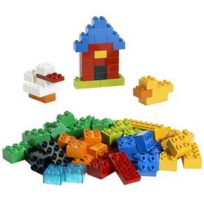 Lego Básicos Deluxe DuploLadrillos 6176 Duplo QrdtxshC