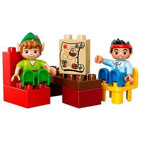 Peter De Duplo Visita La Pan 10526 Lego kuPXiZ