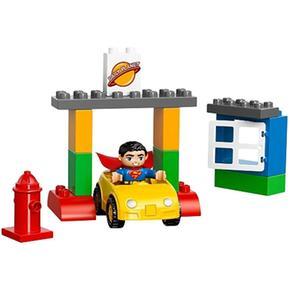 10543 Duplo El Rescate Superman Lego De f7g6byvY