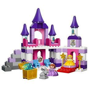 Castillo Sofía 10595 Princesa De El Lego Real Duplo La XiPkZu