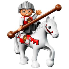 Torneo Duplo De Los El Caballeros 10568 Lego n8PkwX0O