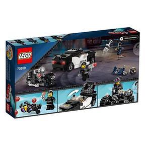El Lego En Poli 70819 Película Coche La Del Persecución Malo 7ybf6gYv