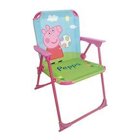 Peppa pig silla de tela plegable - Aki sillas plegables ...