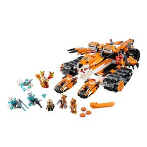 70224 Control Del Móvil De El Centro Tigre Chima Legends Lego Of kXuwOPiZT
