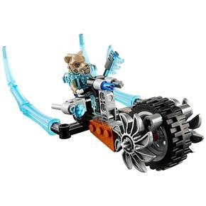 De La 70220 Moto Chima Strainor Legends Lego Of Sable LqVUSMzpG