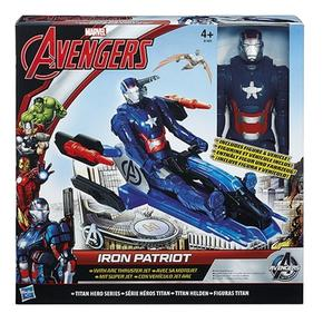 Titan The Avengers Vehículos Figura Con ZkuPXi