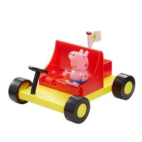 Vehículo Pig George Vacaciones Peppa De XN8k0wOnP