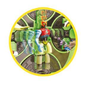 Ben Creación Ultimate De 10 Laboratorio Alienígenas Alien 54RLA3qj