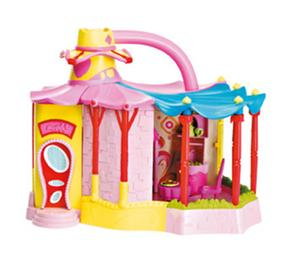 Playset Mágicos Deluxe Poppixie Poppixie Dulces Playset DH29WEI