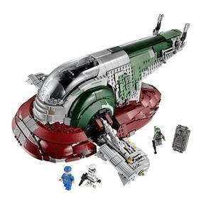 Wars Star Slave I Lego 75060 CxroBdeW