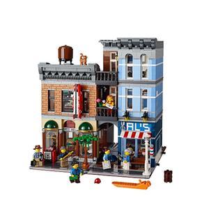 Creator Del Oficina Detective 10246 La Lego zMpUVqS