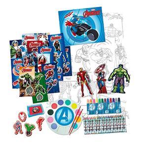 Artístico Los Los Vengadores Mega Set Nnvm80wOy