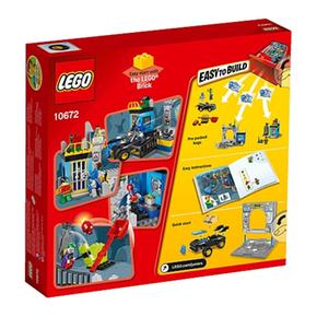 10672 Lego BatmanAtaque La Junior A Batcueva srhtQdC