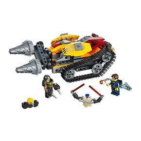 De Agents Ultra Robo Lego El Drillex 70168 Diamante Del qzpSUGVM