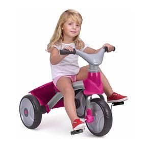Faber Premium Baby Feber Rosa Trike gbf7yY6