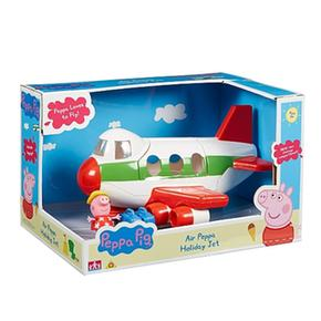 De Peppa Vacaciones Pig Playset Avioncito 8wkOP0n