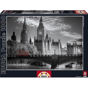 Educa Borrás – Puzzle Autobús Londinense 1000 Piezas