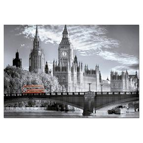 Piezas Londinense Borrás Puzzle Educa Autobús 1000 cS5L3AR4qj