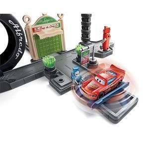 De Rueda Casa La Playset Cars Luigi Historias JTKlF1c