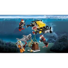 IntroducciónExploración Submarina 60091 Set De Lego City dhQBtrCxs