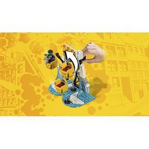 De El Atracciones Héroes Lego 76035 Joker Súper Del Parque tQxsrChd