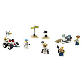 Set Lego City De IntroducciónEspacio 60077 zMqVpUS
